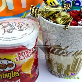 Kids Combo With Marshmallow, Pringles, Chocolate and lots of Toffee's